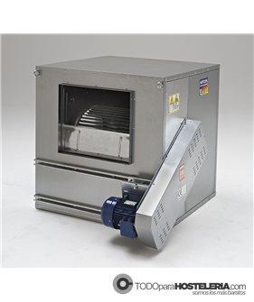 Caja de ventilación 25/25 400º 2H