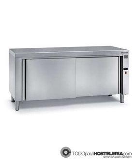 Mesa caliente central Gama 600