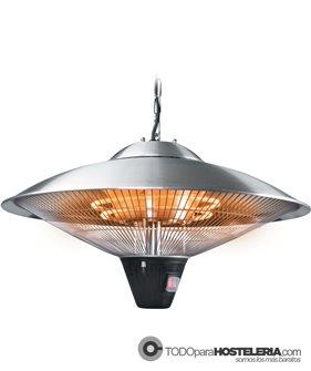 Lámpara calentador eléctrico grande