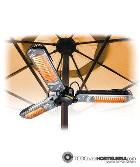 Calentador eléctrico brazos abatibles