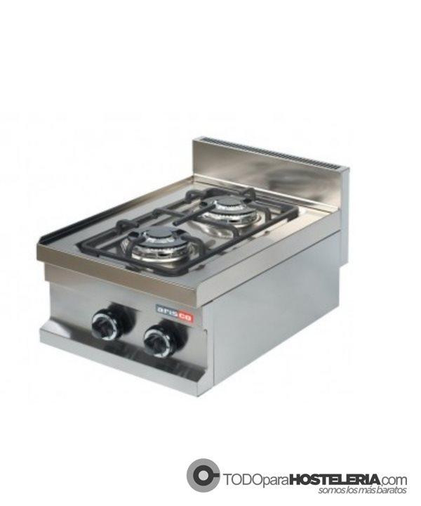 Cocina gas 600 sobremesa todo para hosteler a for Outlet cocinas a gas