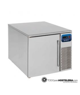 Abatidor-congelador compacto para 3 bandejas GN 1/1