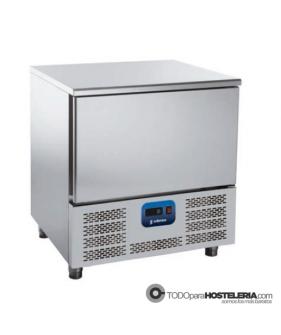Abatidor-congelador Eco compacto para 5 bandejas GN 1/1-EN