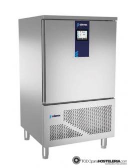 Abatidor-congelador compacto para 10 bandejas GN 1/1-EN