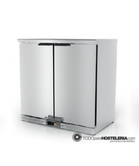 Expositor refrigerado Horizontal  1 Puerta Cristal