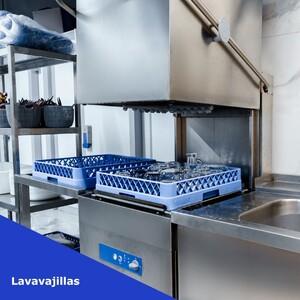 🧼🍽 ¿Buscando la mejor maquinaria para mantener tu cocina limpia? El lavavajillas LC 600 es perfecto para mantener todos tus utensilios limpios y desinfectados, listos para usar. Por su espacio este lavavajillas tiene una gran flexibilidad de uso, y el lavado está mecánicamente controlado, haciendo su funcionamiento 100% automático. En definitiva, maquinaria esencial y muy fácil de utilizar.   #lavavajillas #limpieza #limpiezacocina #maquinariahosteleria #maquinariarestaurante #equipamientohosteleria #equipamientorestaurantes #serviciosahosteleria #todoparahosteleria #todoparahosteleriayrestauracion #restaurantes #hosteleria