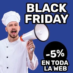 ❗️Date prisa, solo hasta el 30 de noviembre❗️ 5% de DESCUENTO en toda nuestra web. Solo por suscribirte recibirás en el momento tu cupón con 5% de descuento para tus compras realizadas hasta el 30 de noviembre.  Suscríbete ahora y recibe tu cupón 👇👇👇: https://www.todoparahosteleria.com/content/12-suscribete-fb  No acumulable a otras ofertas de la web  #blackfriday2020 #blacfriday #equiposparahosteleria #equipacionparahosteleria #maquinariahosteleria #seriviciosahosteleria #productosparahosteleria
