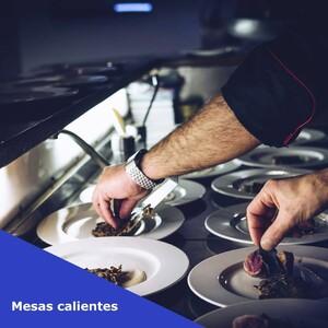 Sabemos lo importante que es para el buen hostelero dar un buen servicio a sus clientes. Para ello es importante que la comida llegue a la mesa en la temperatura perfecta para su consumo. Ahora que llega el invierno y los platos calientes son más demandados, te recomendamos las mesas calientes, ideales para mantener el producto en la temperatura ideal antes del servicio.   #mesas #mesascalientes #mesashosteleria #equipamientohosteleria #equipacionhosteleria #equiposhosteleria #maquinariahosteleria #mobiliariohosteleria #cocinainoxidable #cocinaindustrial #cocinaprofesional