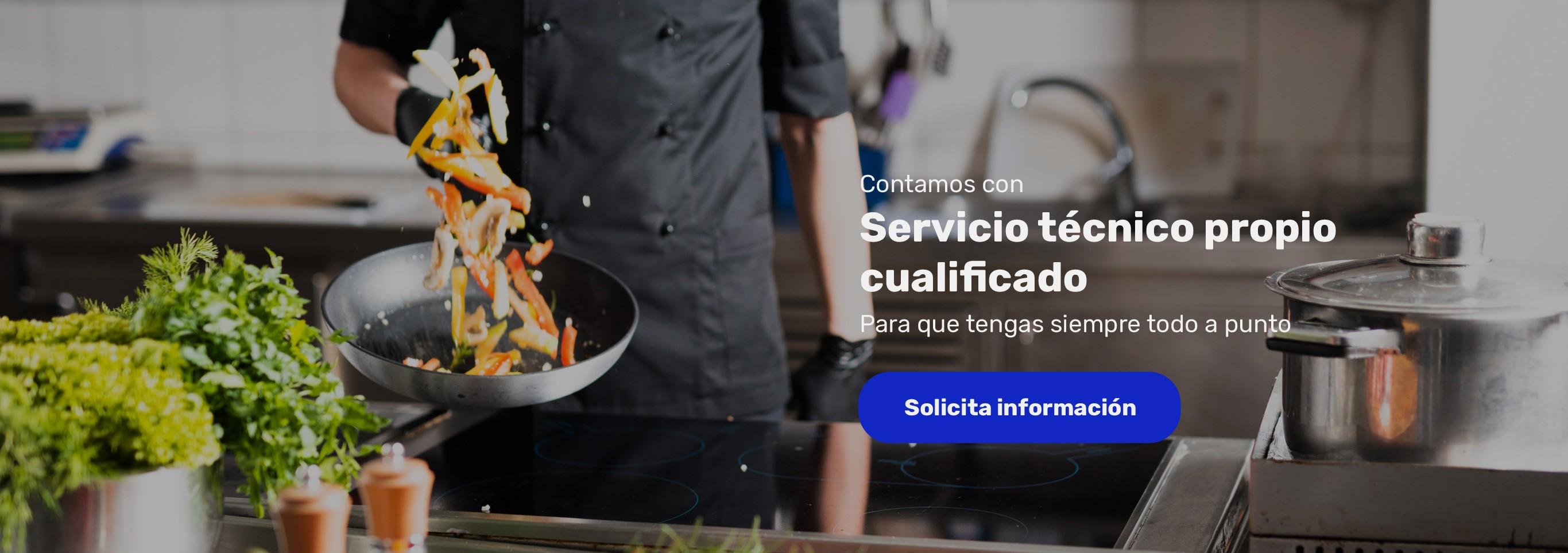 Servicio técnico propio cualificado